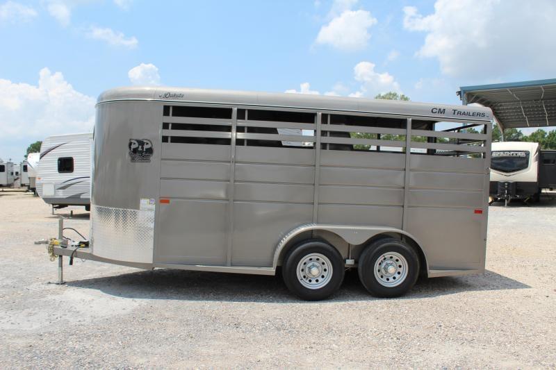 2020 CM Dakota CMH0833-1600235 3 Horse Trailer Slant in Ashburn, VA