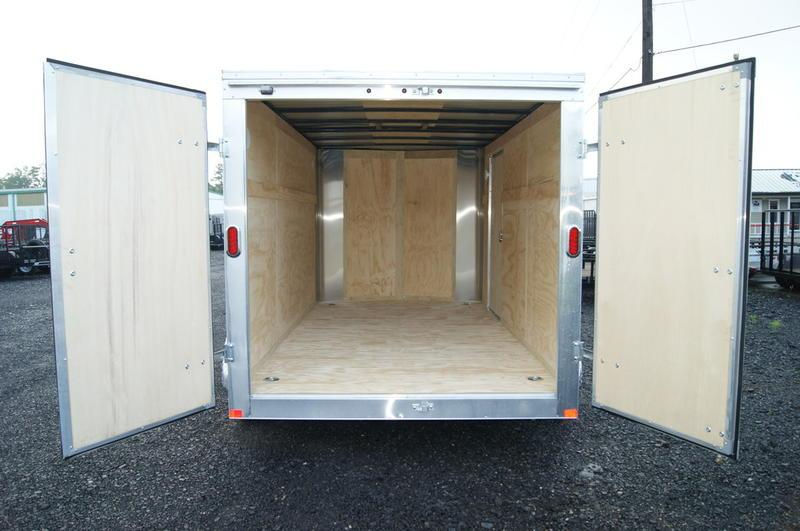 2019 Carry-On Trailer 7X14' CGBN