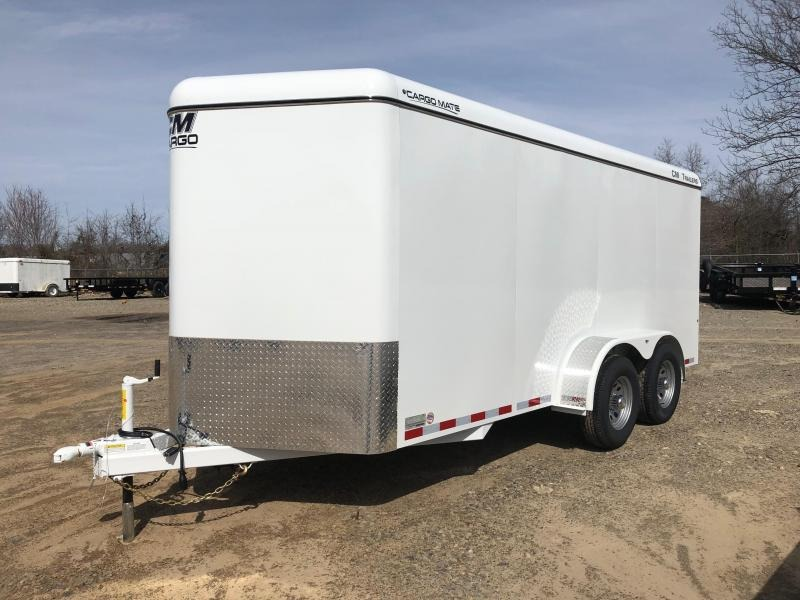 2020 CM CM Trailers CMC5240-1600252 Cargo Mate 16x68x66 16' Enclosed Cargo Trailer
