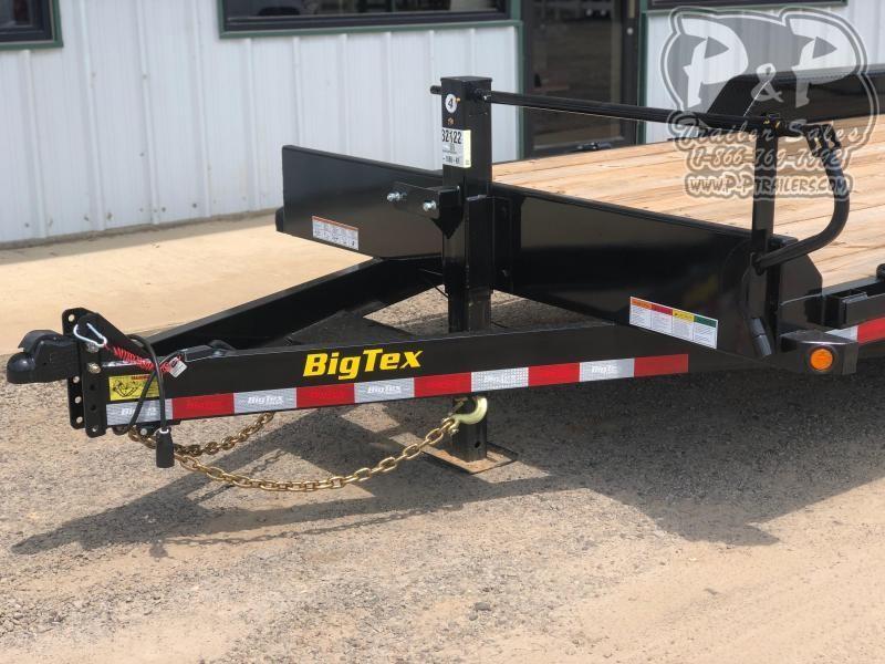 2020 Big Tex Trailers 14ET-18BK-KR