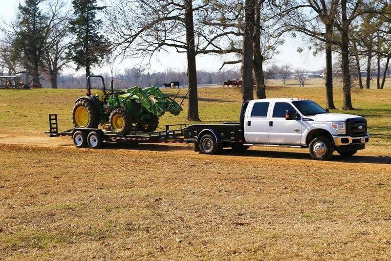 2020 Big Tex Trailers 14ET-18BK-KR in Prattsville, AR