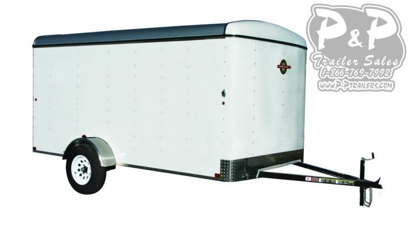 2019 Carry-On 6X10CGEC Enclosed Cargo Trailer