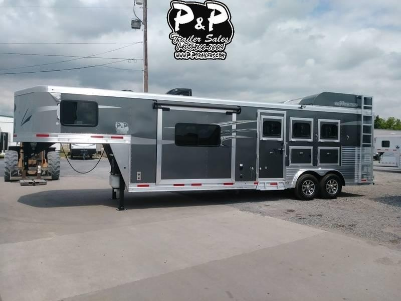 2019 Lakota Trailers Charger 8311
