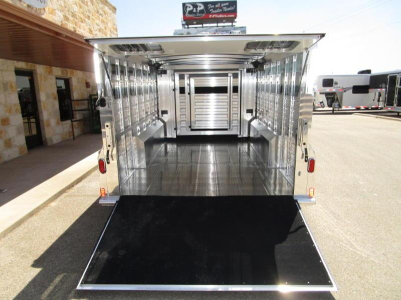 2018 4-Star Trailers Gooseneck Trailers 24'