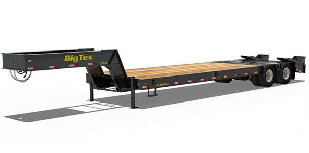 2019 Big Tex Trailers 5XGL Equipment Trailer in Beirne, AR