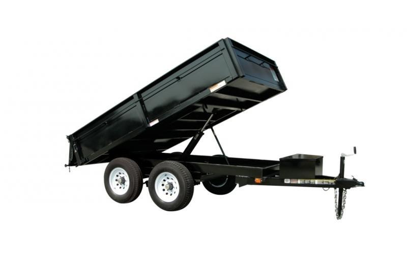 2019 Carry-On 6X10DUMPDO10K Dump Trailer