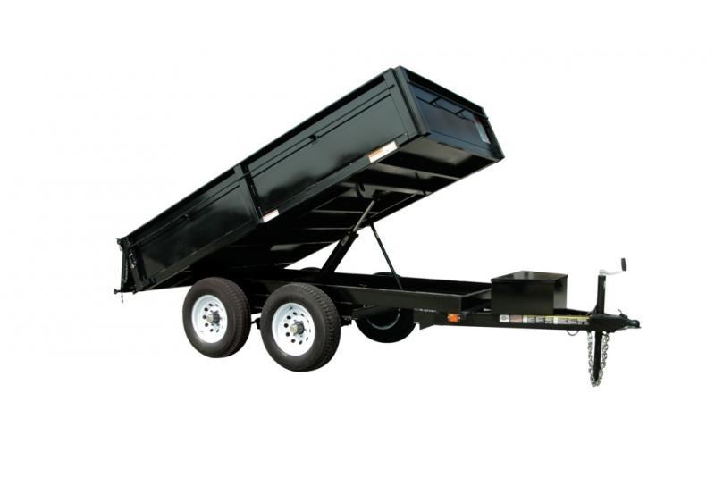 2019 Carry-On 6X10DUMPDO10K Dump Trailer in Ashburn, VA