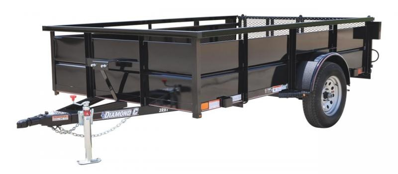 2019 Diamond C Trailers Roustabout Utility Trailer