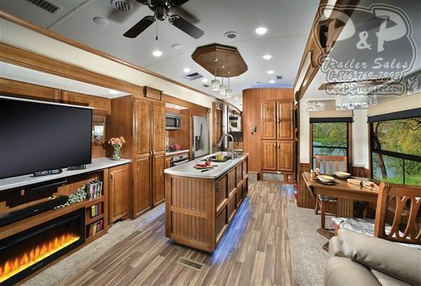 2019 Forest River Cardinal 3850RLX 39.50' Fifth Wheel Campers RV LQ