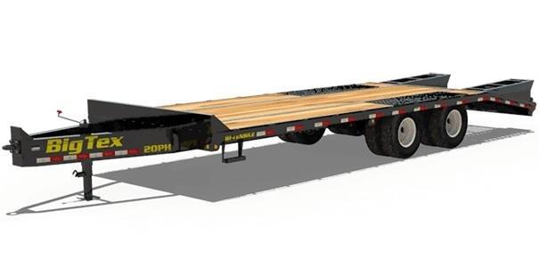 2019 Big Tex Trailers 20PH-205 Equipment Trailer
