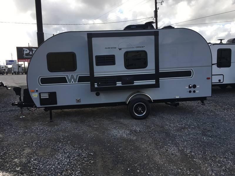 2018 Winnebago Winnie Drop 170S