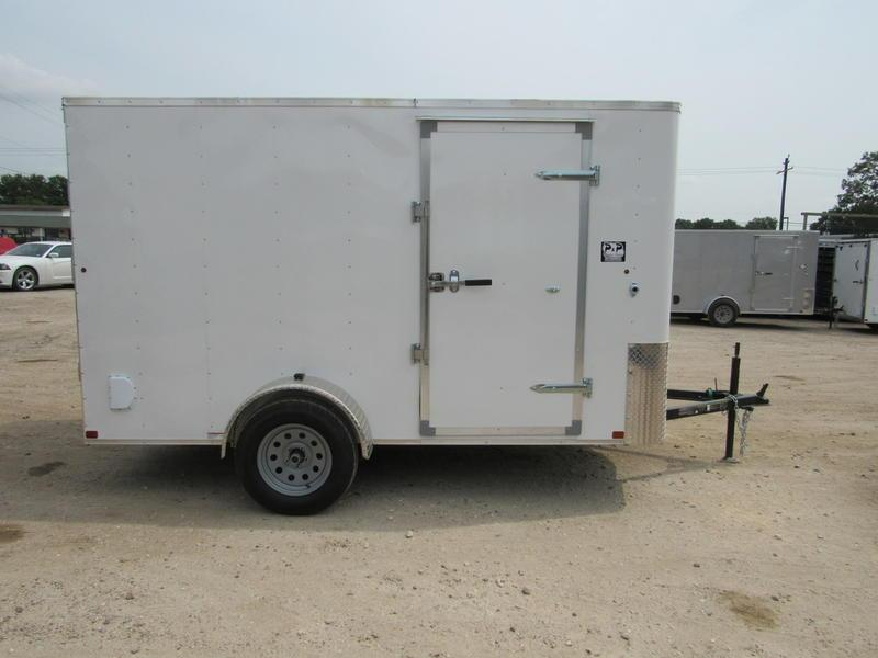 2019 Carry-On Trailer Cargo Trailers 6X12CGRBN