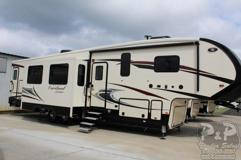 2020 Forest River Cardinal Litimited 3830BHLE 42.50' Fifth Wheel Campers in Ashburn, VA