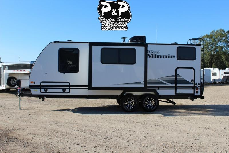 2019 Winnebago Micro Minnie 2306BHS