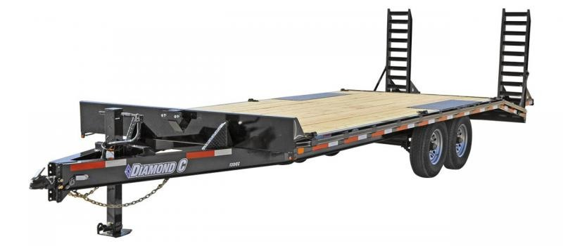2019 Diamond C Trailers DEC Equipment Trailer