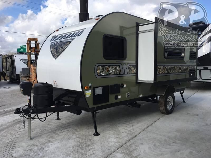 2018 Winnebago Minnie Drop 1790 20.33 ft Travel Trailer RV