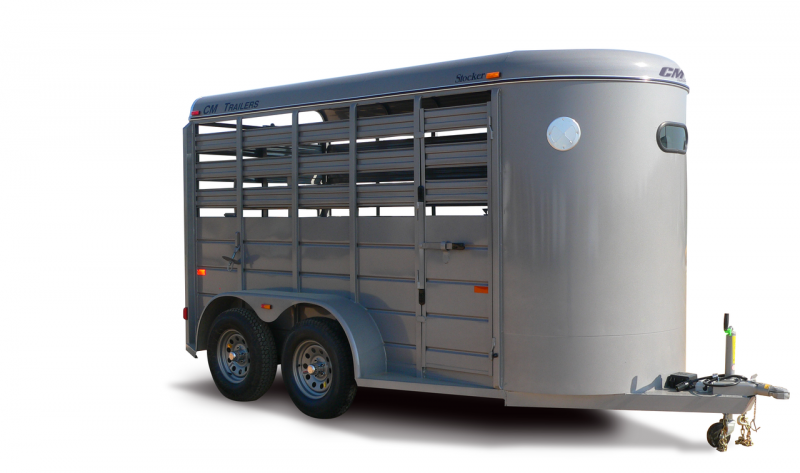2019 CM Stocker Livestock Trailer