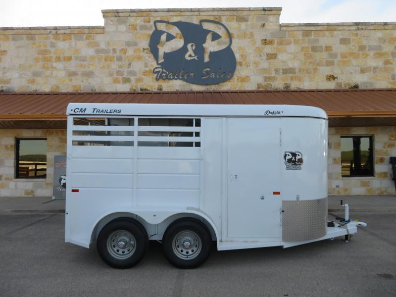 2019 CM Dakota 2 Horse Trailer