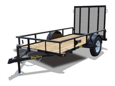 "2019 Big Tex  35SA 12 6'5""x 12 w/ Ramp Gate"