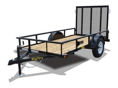 "2019 Big Tex  35SA 12 6'5""x 12 w/ Ramp Gate"