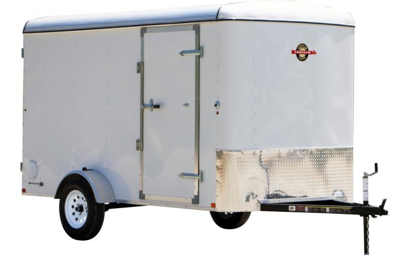 2019 Carry-On 7X12CG1AXLE Enclosed Cargo Trailer