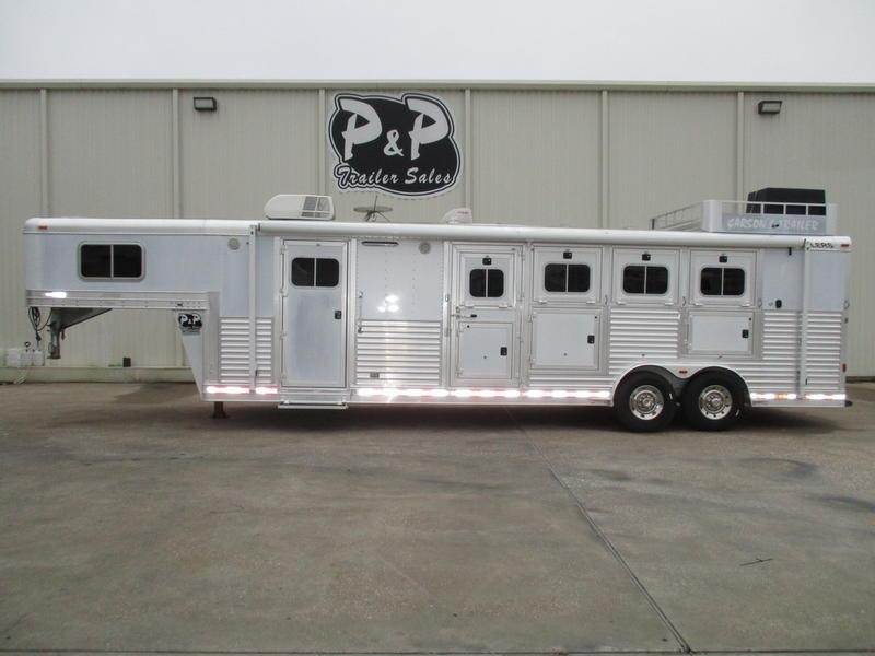 2006 Elite Trailers 4 H 10' SW