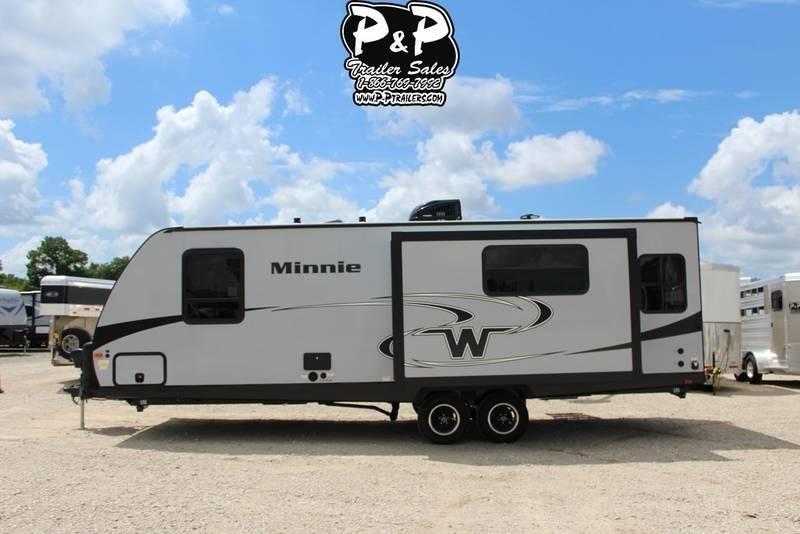 2019 Winnebago Minnie 2606RL