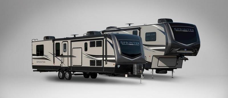 2019 Keystone Sprinter LIMITED 3151FWRLS 35'3