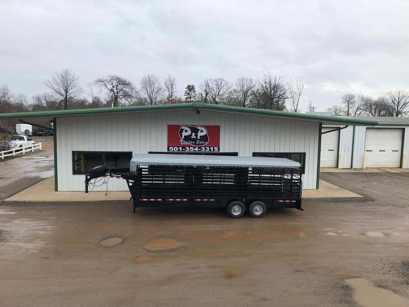 2019 CM Trailers CMS9440-24 Brush Buster 24x6'8x6'6