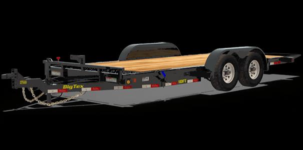 2019 Big Tex Trailers 10FT-20 Car / Racing Trailer in Ashburn, VA