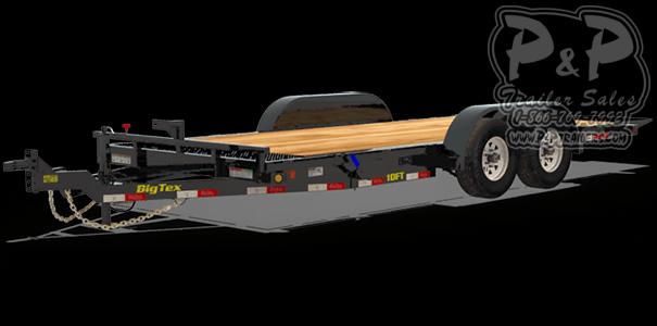 2019 Big Tex Trailers 10FT-20 Car / Racing Trailer