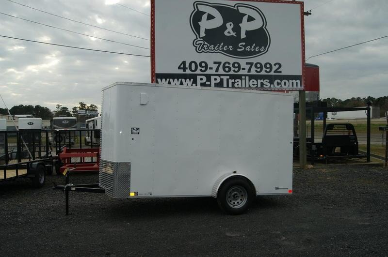 2019 Carry-On Trailer 6X12 CGBN