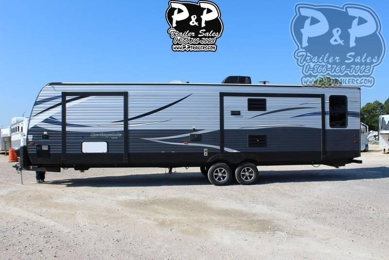 2019 Keystone Springdale 333RE 37.25' Travel Trailer LQ