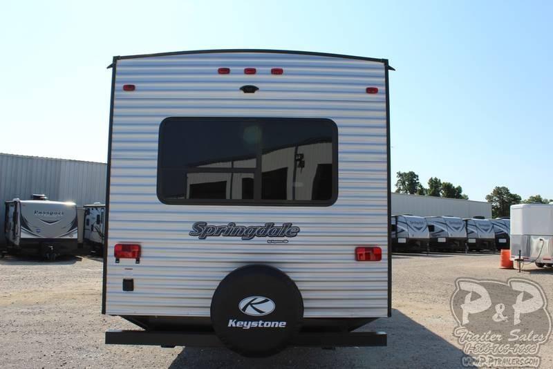2019 Keystone Springdale 333RE 37.25' Travel Trailer LQ