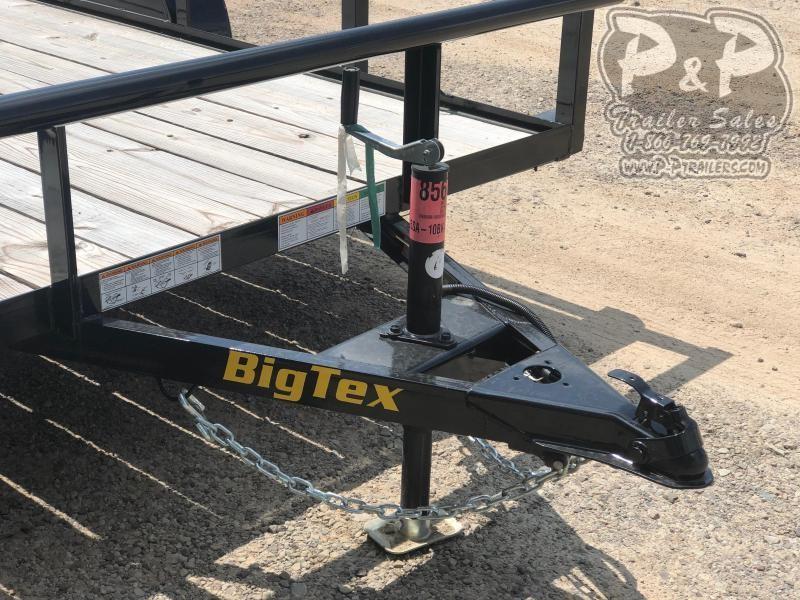 2020 Big Tex 35SA-10BK4RG 6'5