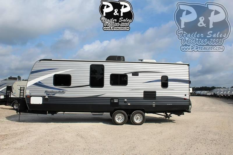 2019 Keystone Springdale 2450RB 27.92' Travel Trailer LQ