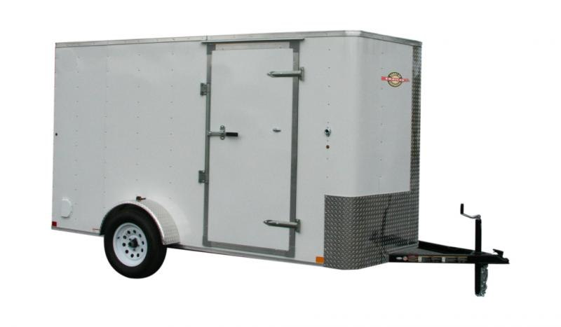 2019 Carry-On 5X10CGBN Enclosed Cargo Trailer