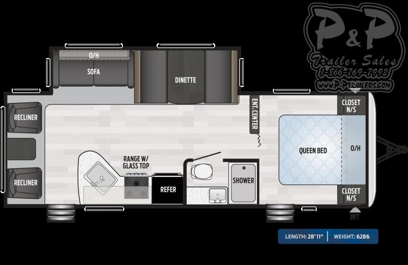 2020 Keystone RV Springdale 266RL 28.92 ft Travel Trailer RV