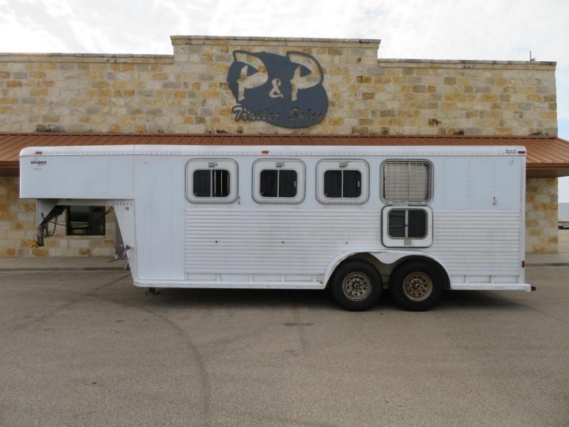 2000 Sooner 4 Horse Gooseneck in Ashburn, VA