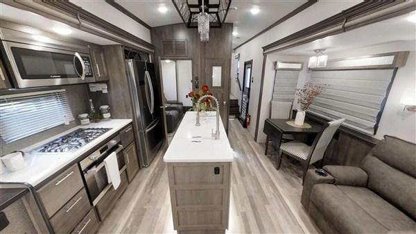 2019 Forest River Cardinal 3525SOX 40.17' Fifth Wheel Campers LQ