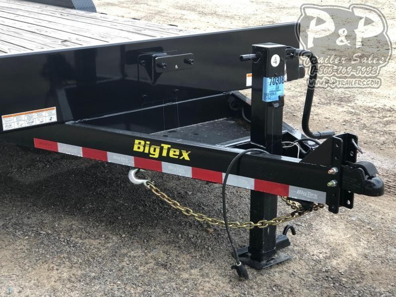 2019 Big Tex Trailers 16ET 19+3