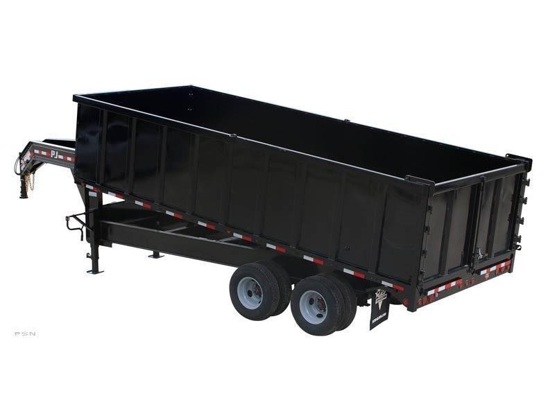 2019 PJ Trailers Tandem Dual Dump (DD) Dump Trailer in Ashburn, VA