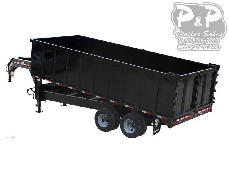 2019 PJ Trailers Tandem Dual Dump (DD) Dump Trailer