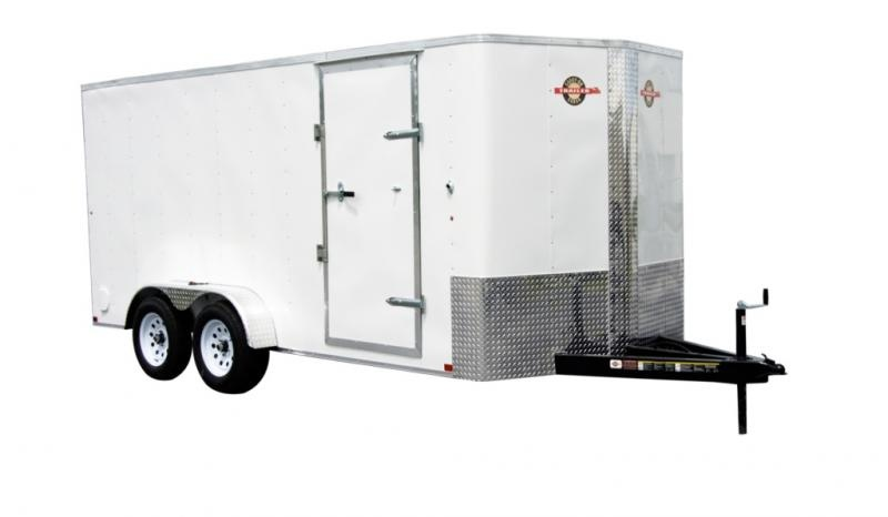 2019 Carry-On 7X14CGBN Enclosed Cargo Trailer