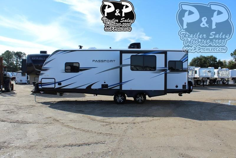 2019 Keystone Passport 2521RL GT 29.83' Travel Trailer LQ