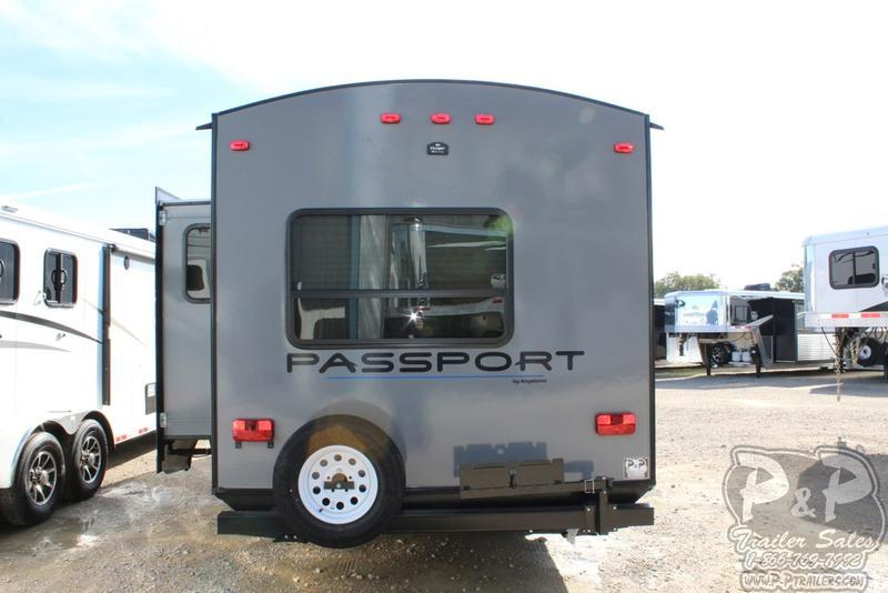 2019 Keystone RV Passport 2521RL GT