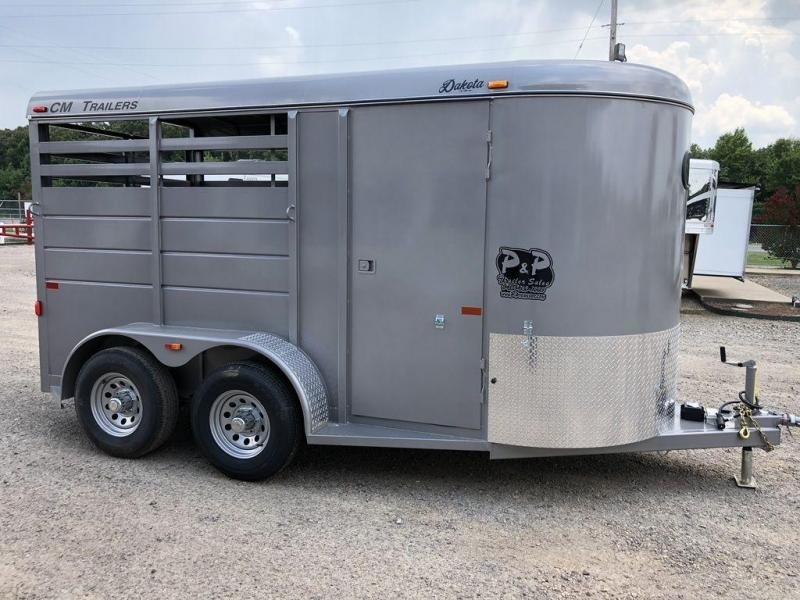 2019 CM Trailers Dakota 2-Horse 14 ft. 6' W x 6' 6