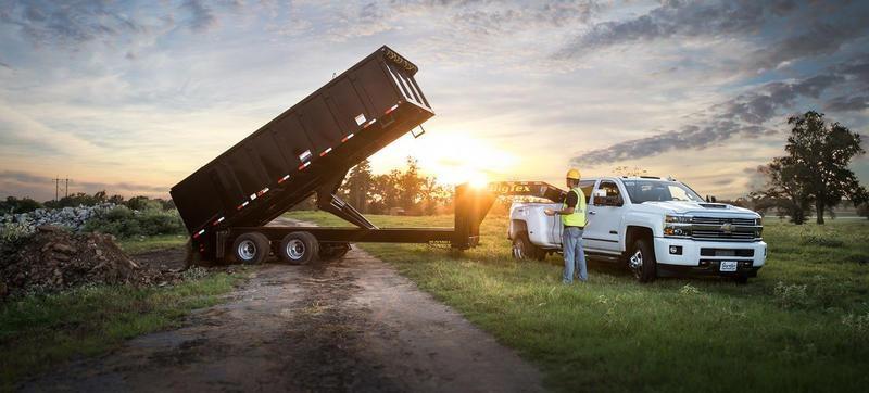 2019 Big Tex Trailers 25DU 20BK8SIR