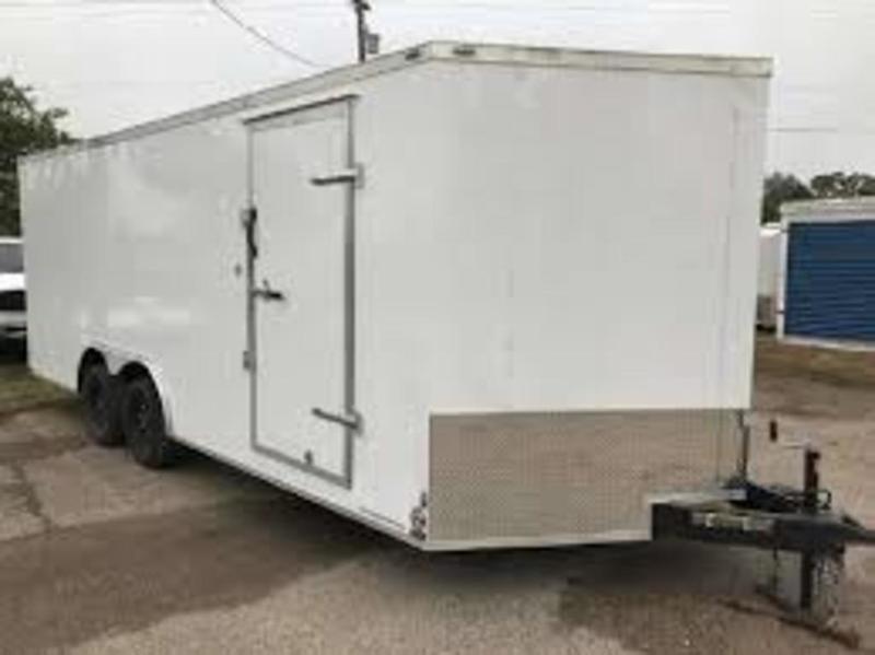 2018 Lark United VT716TA 7' W 16' Long Tandem Axle  in Ashburn, VA