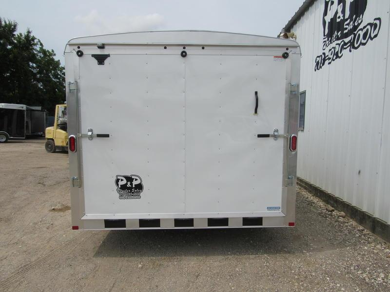 2019 Carry-On Trailer Cargo Trailers 8.5' x 16' CGR